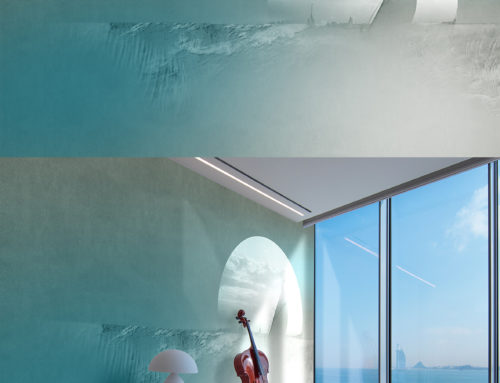 Porcelanosa wallpaper – Color collection