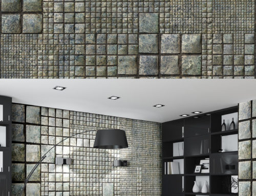 Porcelanosa wallpaper  –  Rational collection 2019/2020