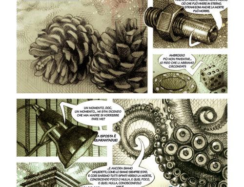 Conceptual comics – Fumetto concettuale